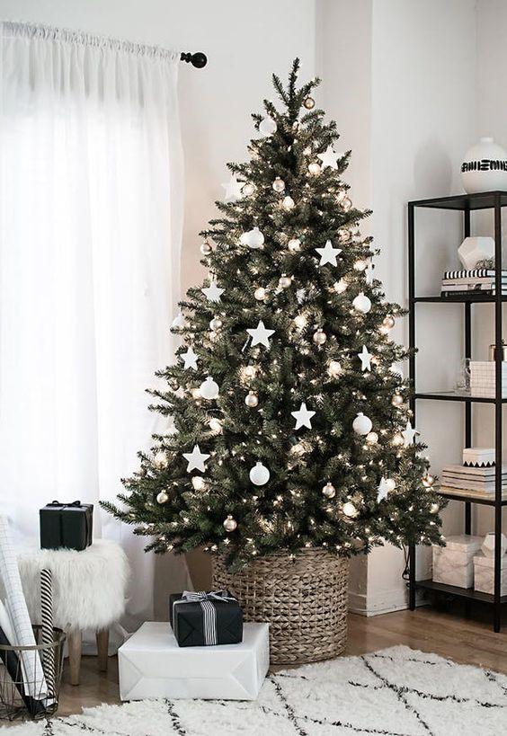 Hoe decoreer je een kerstboom?