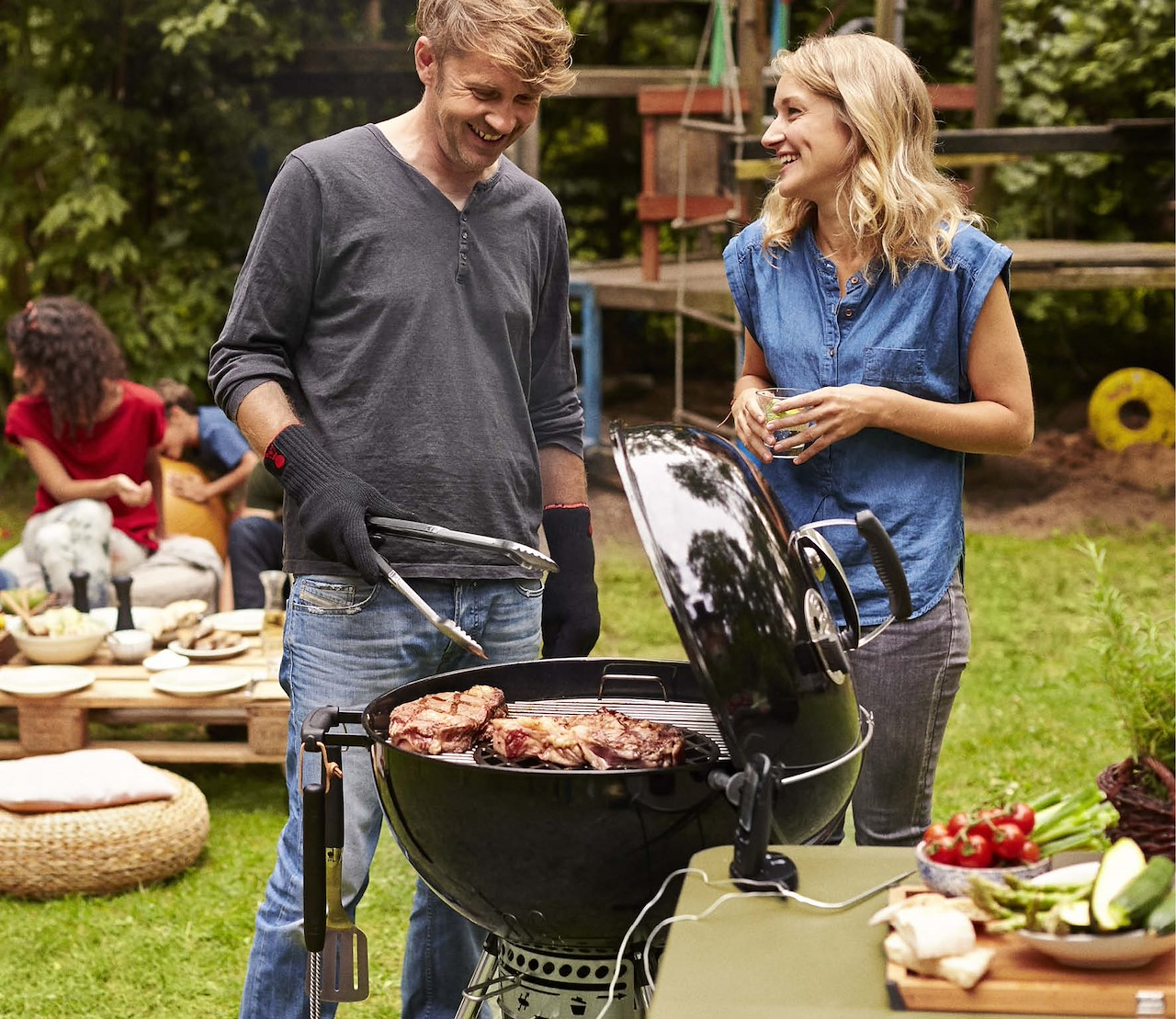 Welke BBQ is jouw 'perfect match'?