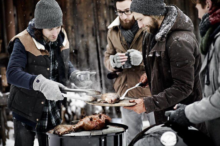Winterbarbecue: een nieuwe trend, en terecht!