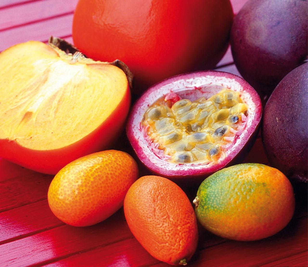 Exotisch fruit uit eigen tuin