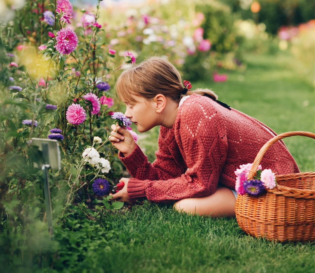 Laat je tuin geuren