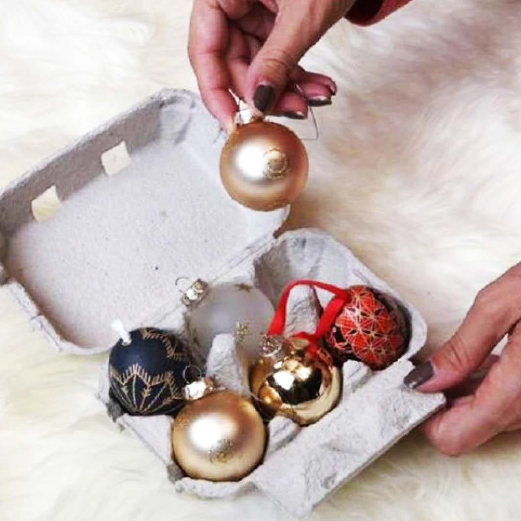 Kerstspullen opbergen als een pro!