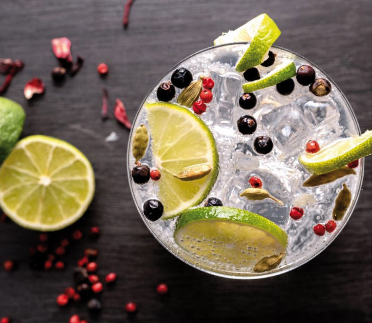 Perfectioneer je drankjes met de juiste kruiden