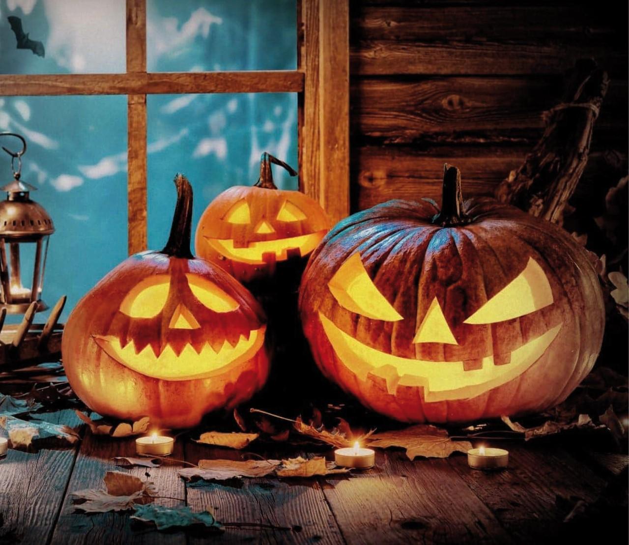 Een Halloween pompoen maken doe je zo