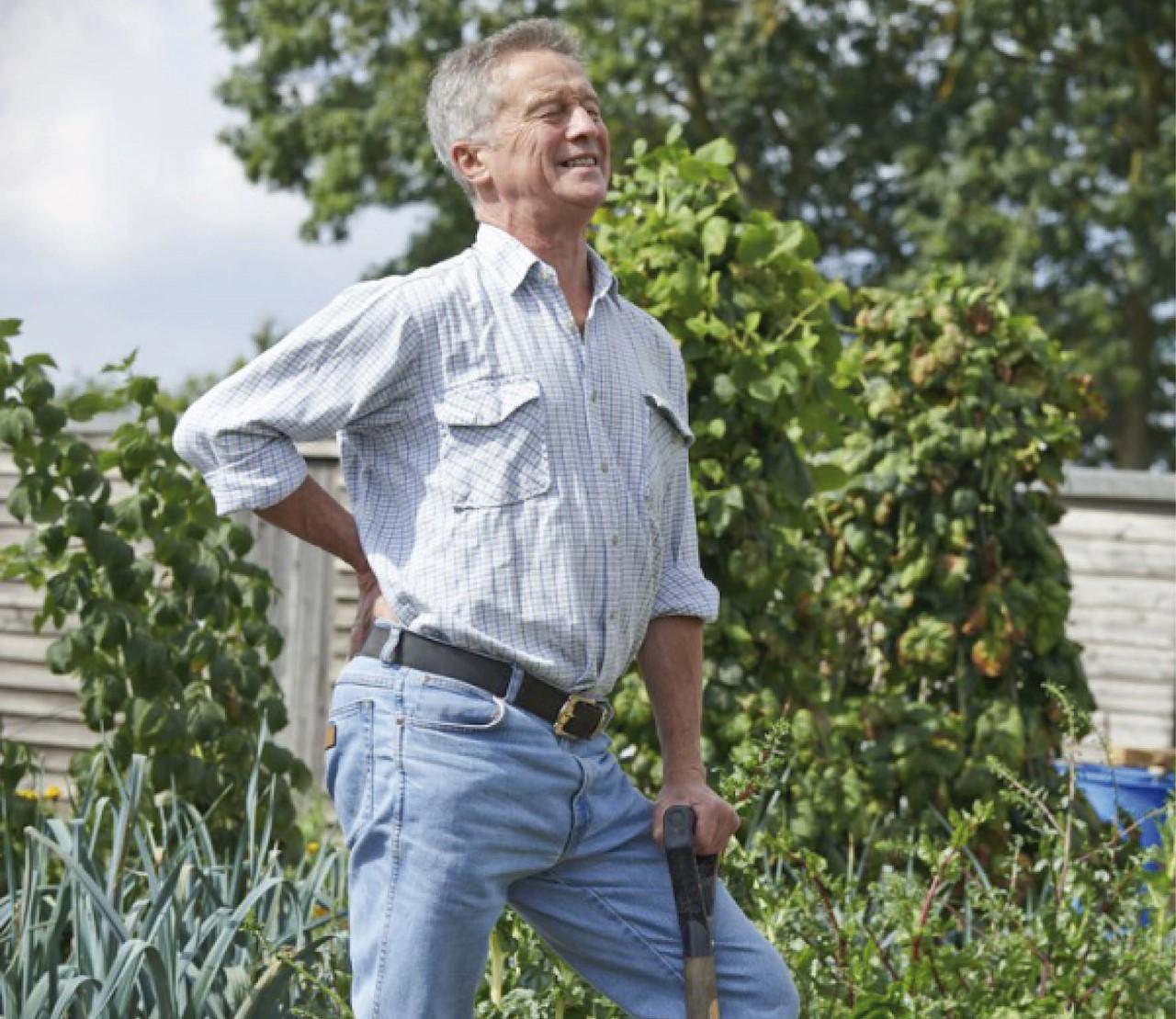 10 geboden om rugvriendelijk te tuinieren