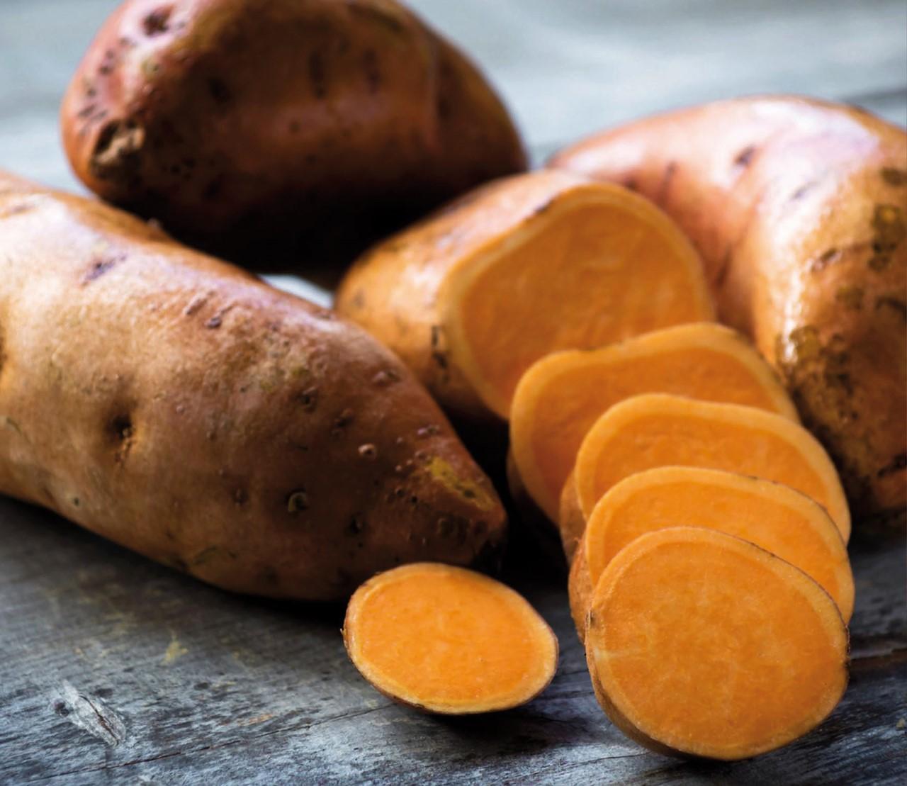 Kweek eens een zoete aardappel
