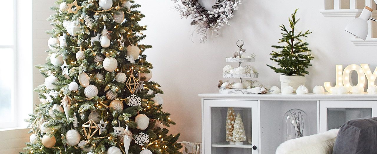Hoe Decoreer Je Een Kerstboom Tuincentrum Pelckmans