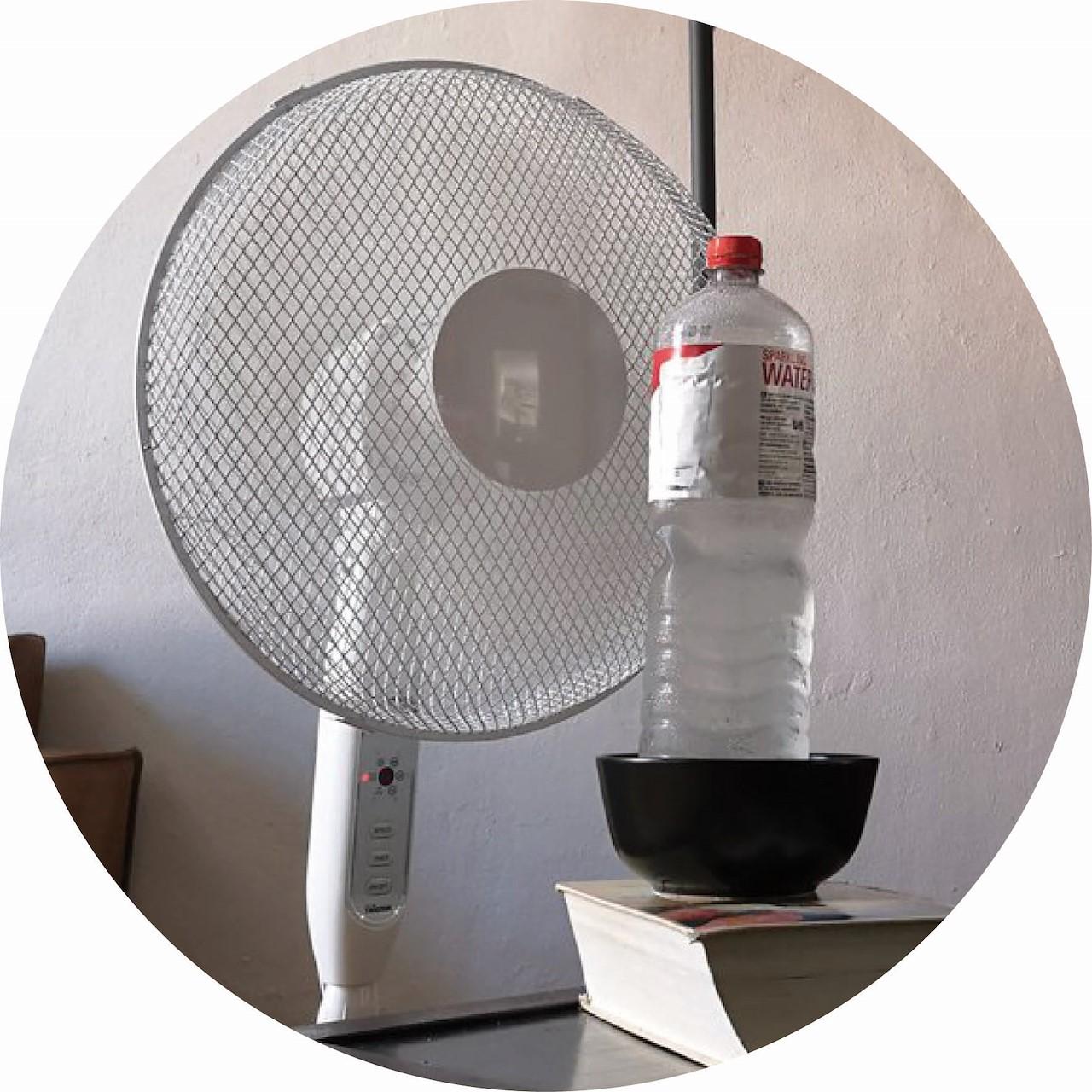 Verrassend Maak van je ventilator een airco en andere tips tegen de hitte HP-35