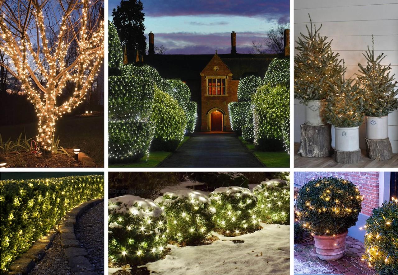 Tover je huis aan de buitenkant om tot een lichtparadijs